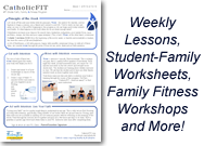 Catholic Fitness PE Curriculum