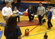 Catholic Fitness Workshops for Teams and Youth Groups