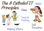 Catholic Fitness Blog and Videos