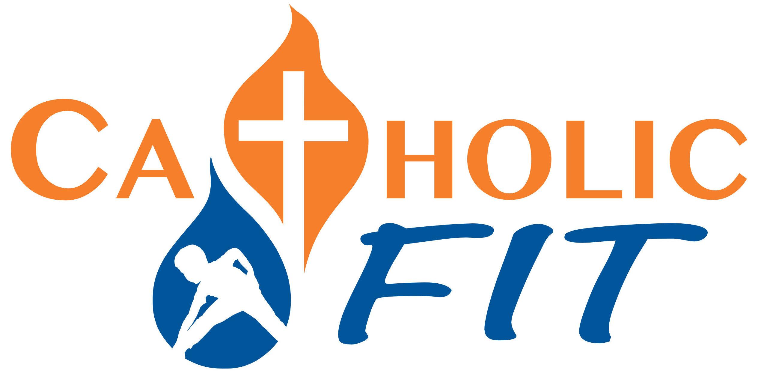 CatholicFIT Grade School Program Logo