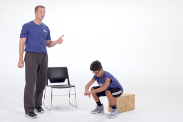 CatholicFIT Squat Exercise Video